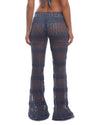 NEW JEANS FLARE PANTS DESPI 5038