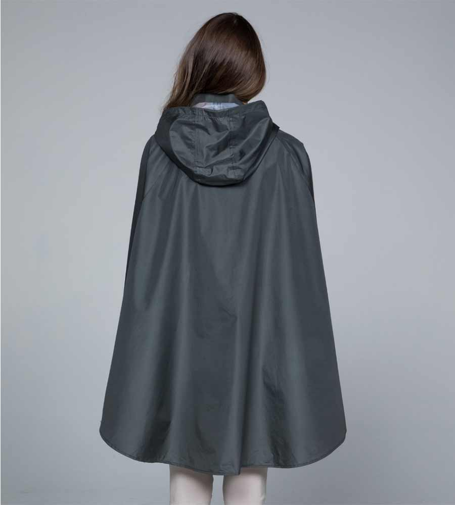 NIGHT STORM RAIN PONCHO NOVEMBER RAIN PON70617X