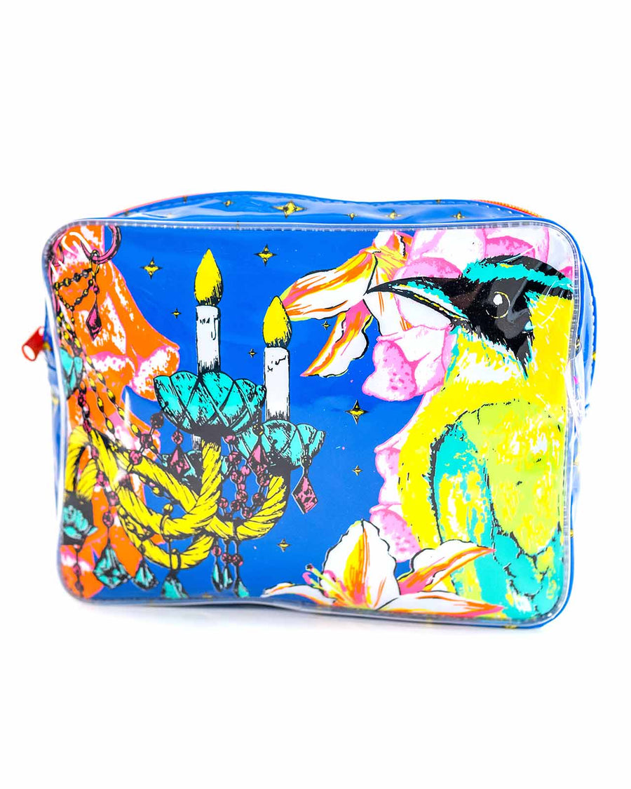 NOCHE CUBANA SMALL COSMETIC BAG BY MOLA MOLA