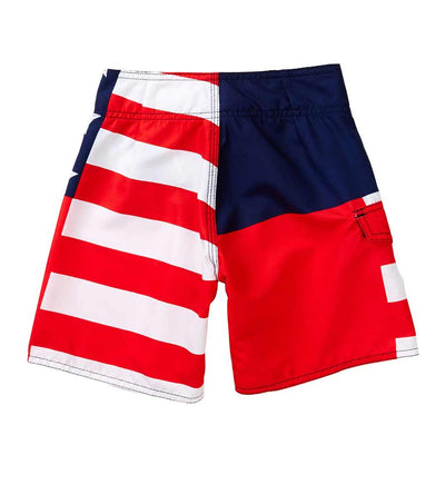 OLD GLORY SWIM SHORTS AZUL 304