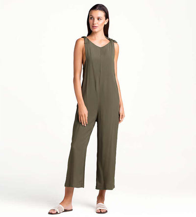 OLIVINE LONG JUMSUIT TOUCHE 0A51001