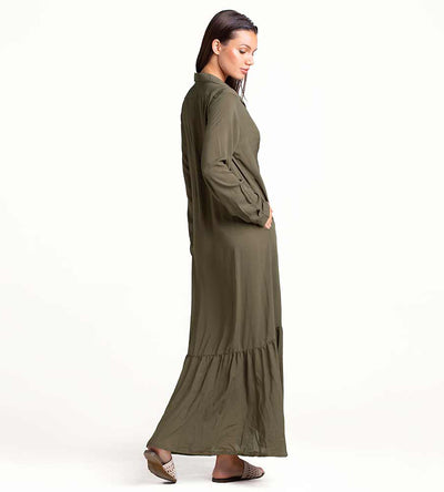 OLIVINE MAXI COVER UP TOUCHE 0A50001