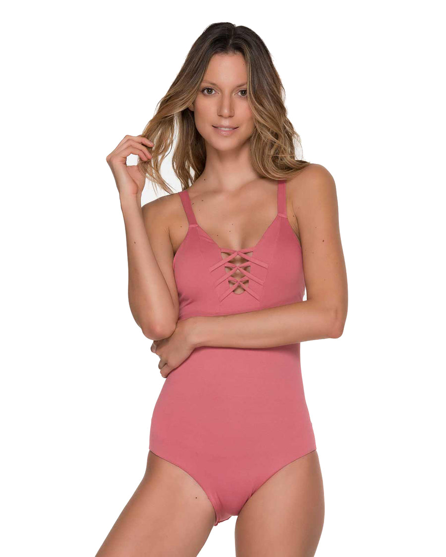 CHIEF FISHBONE ROSE ONE PIECE BY MALAI