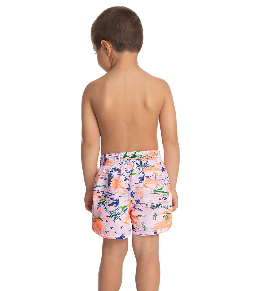OVERTRICKING SNAP BOYS SWIM TRUNKS MAAJI 9086KST18