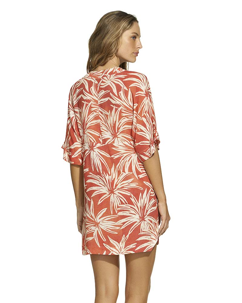 PALM CLOE CAFTAN BY VIX