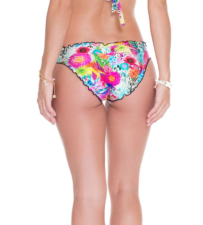 PARAISO FULL RUCHED BOTTOM LULI FAMA L488521-111