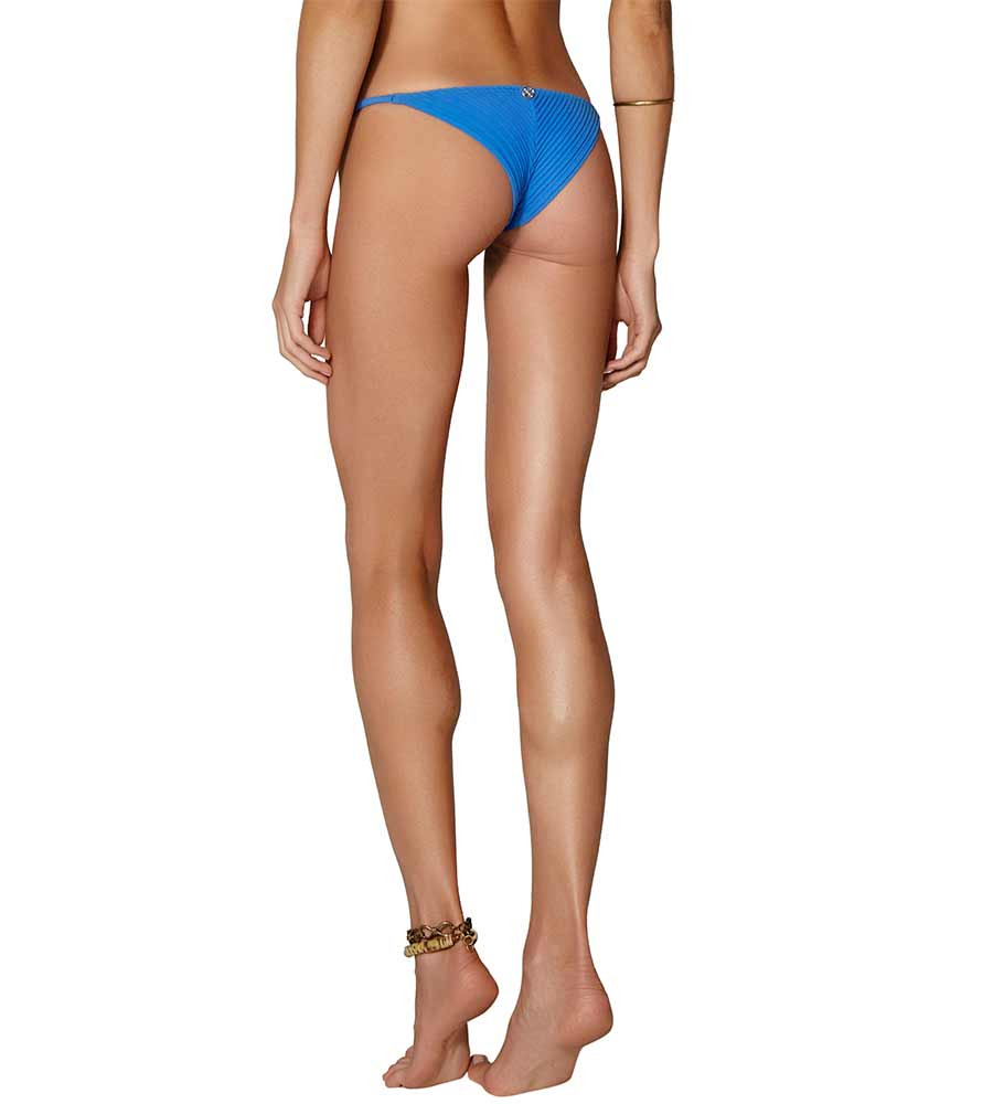 PERIWINKLE DUNE JU STRING BOTTOM BY VIX