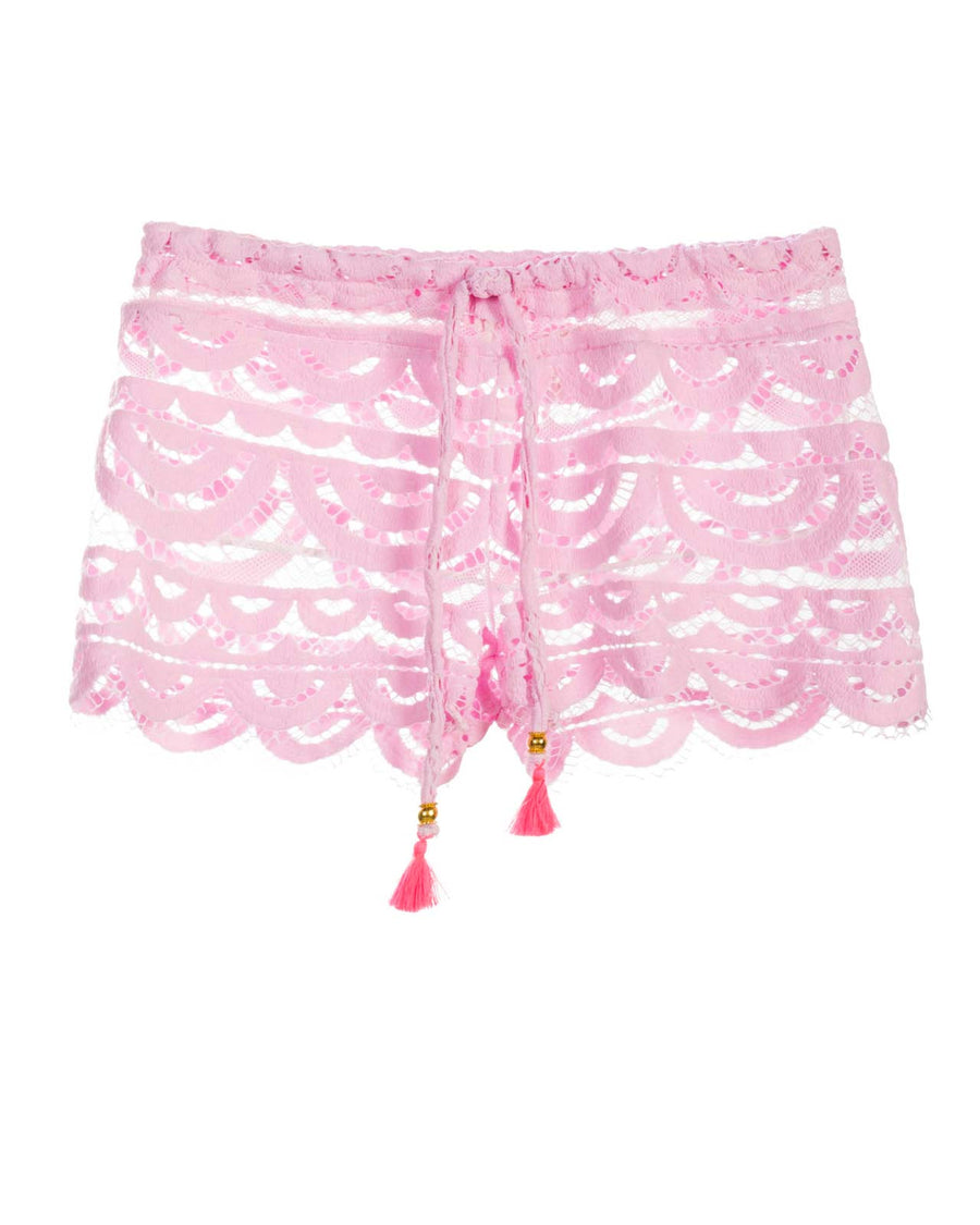 PETAL PINK LITTLE LEXI SHORT PILYQ PET-718S