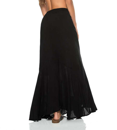 BLACK LONG SKIRT PHAX PF11720079-001