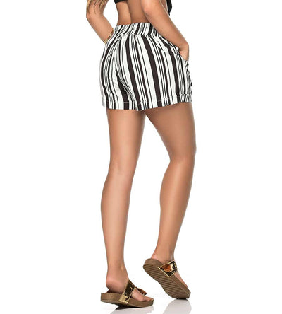 JUANA STRIPE BEACH SHORTS PHAX PF11740103-001