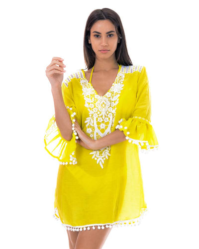 PINEAPPLE HINDI TUNIC DESPI 1547