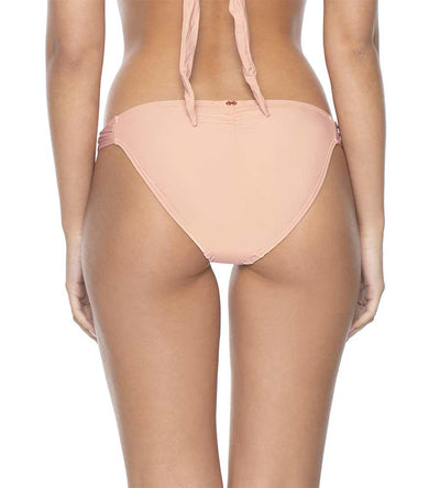 PINK SAND LACE FANNED BOTTOM PILYQ PSN-251F