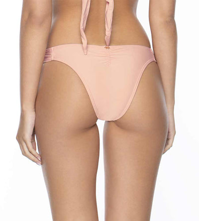 PINK SAND LACE FANNED BOTTOM PILYQ PSN-251T