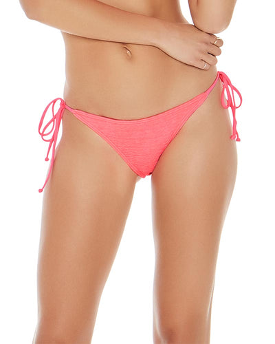 PUCKER UP NEON PINK LILY BOTTOM LSPACE PKLIC18-NEP