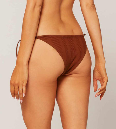 POINTELLE RIB TOBACCO LILY BOTTOM LSPACE PTLIC20-TOB