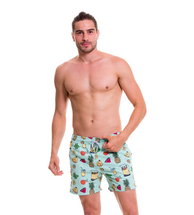 TUTTI FRUITTI SWIM TRUNKS MILONGA PORTR1