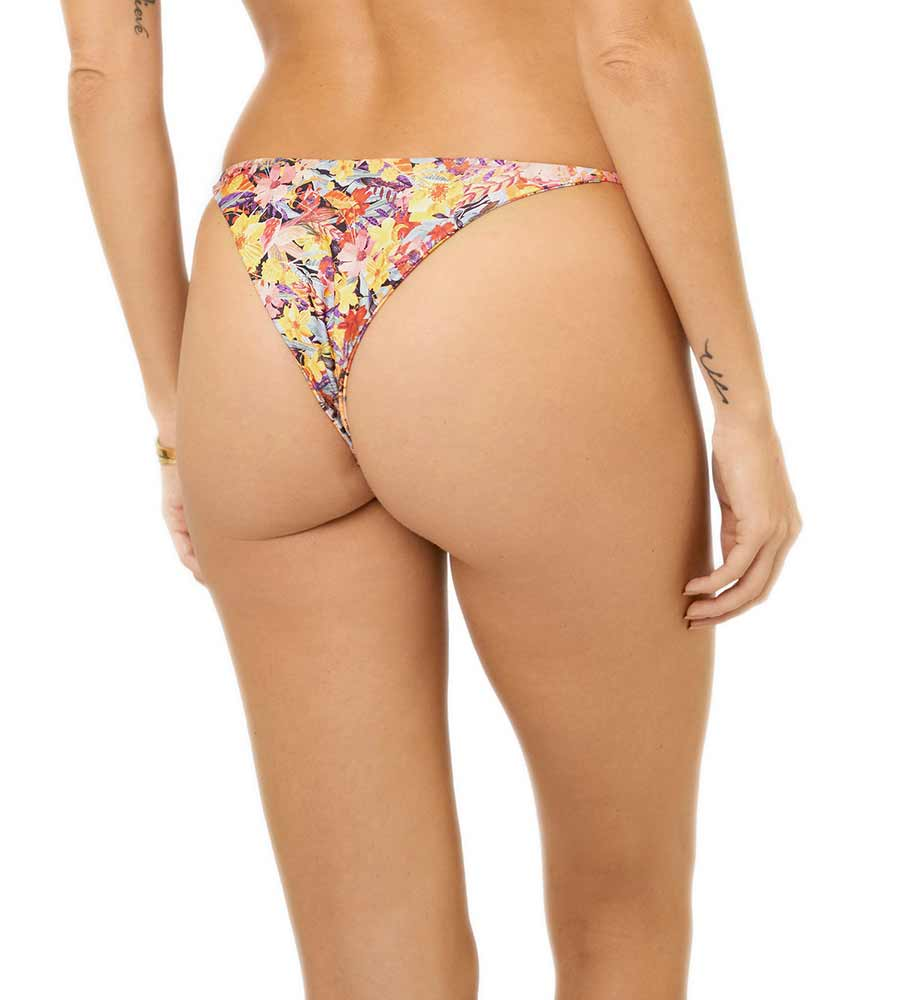 RACHAEL BOTTOM YELLOW FLORAL SOAH RACHAEL BOTTOM YELLOW FLORAL