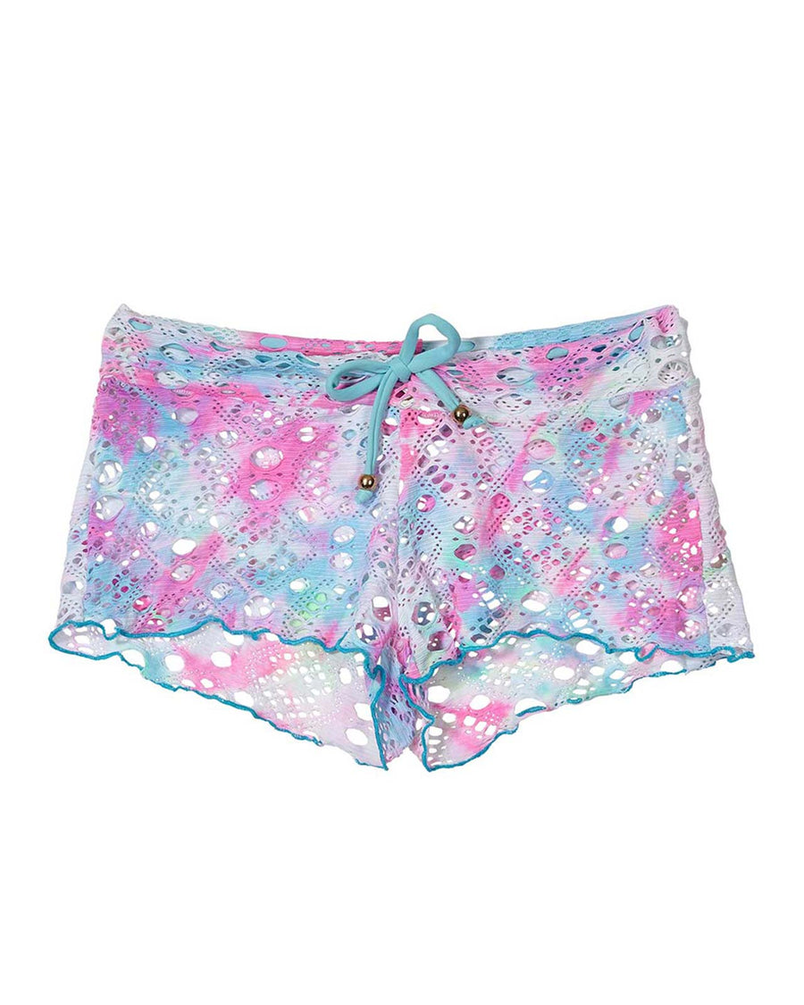 RAINBOW LACE SHORT PILYQ RAL-718S