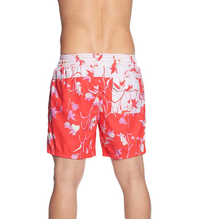 RED SUNSET MENS SWIM TRUNKS BY MAAJI