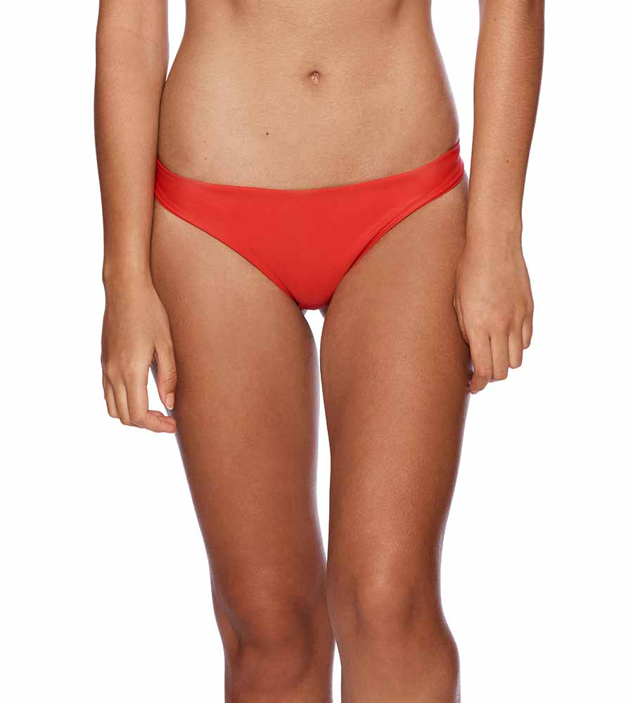 8b0263ee03466 RED ZOEY SKIMPY BOTTOM BY BEACH BUNNY - Kayokoko Swimwear USA