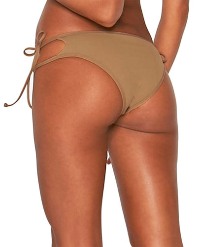 CAMEL RIDIN HIGH RIBBED PARADISE BOTTOM LSPACE RHPRC18-CAM