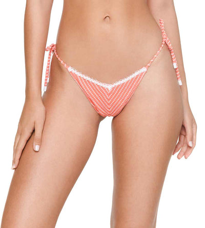 RIBBED CORAL MANDY BIKINI BOTTOM DESPI 4031BF