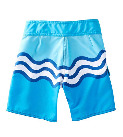 RIDING WAVES BOARD SHORTS AZUL 363