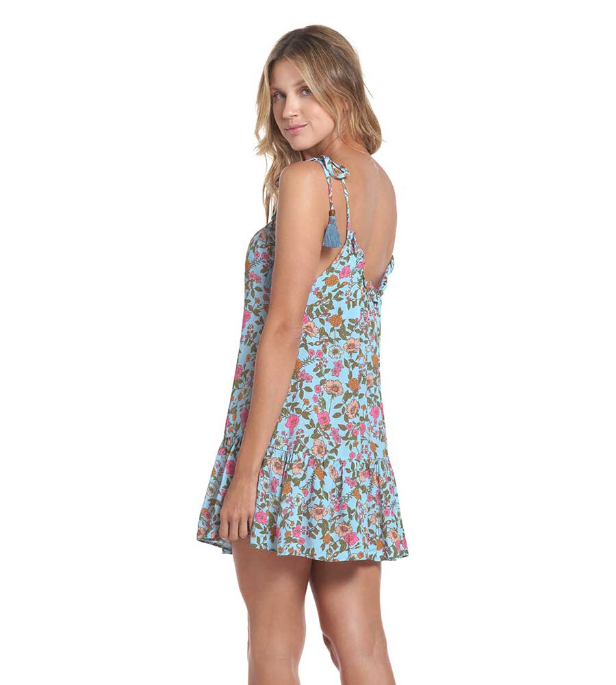 RIPPLING PETALS MAGNOLIA SHORT DRESS BY MAAJI