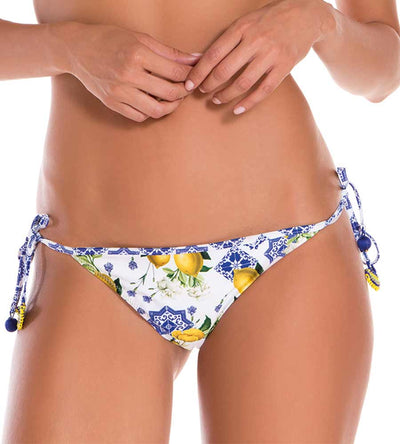 RIVIERA TIE SIDE BOTTOM MILONGA RIVL01