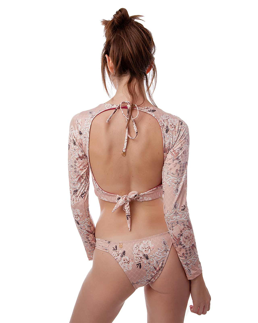 ROSE JASMIN BIKINI BY ILE MER BEACHWEAR