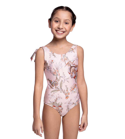 ROSEA CREMA GIRLS ONE PIECE SMERALDA SWIMWEAR KSW001