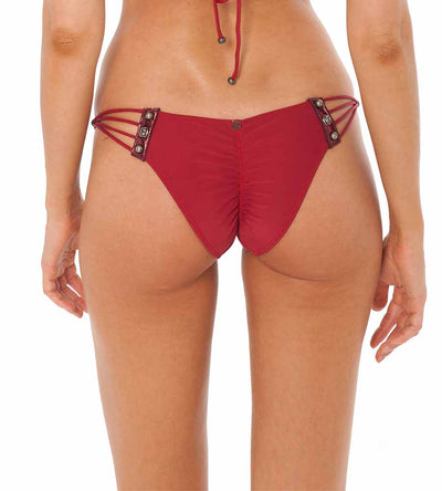 ROSSO HOTTIE BIKINI BOTTOM DESPI 0305BF