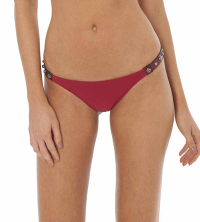 ROSSO ROCK AND ROLL BIKINI BOTTOM DESPI 0327BF