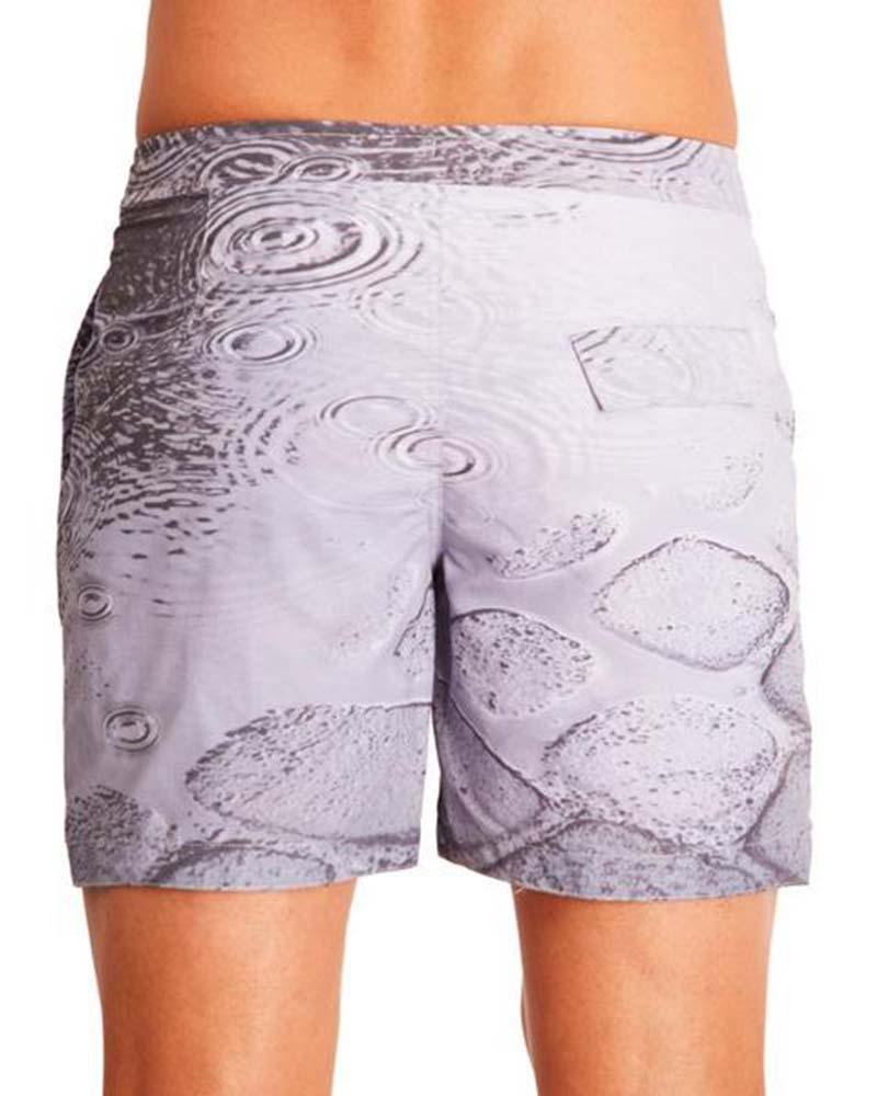 RAINDROP SWIM TRUNKS BY AQUA ET SOL