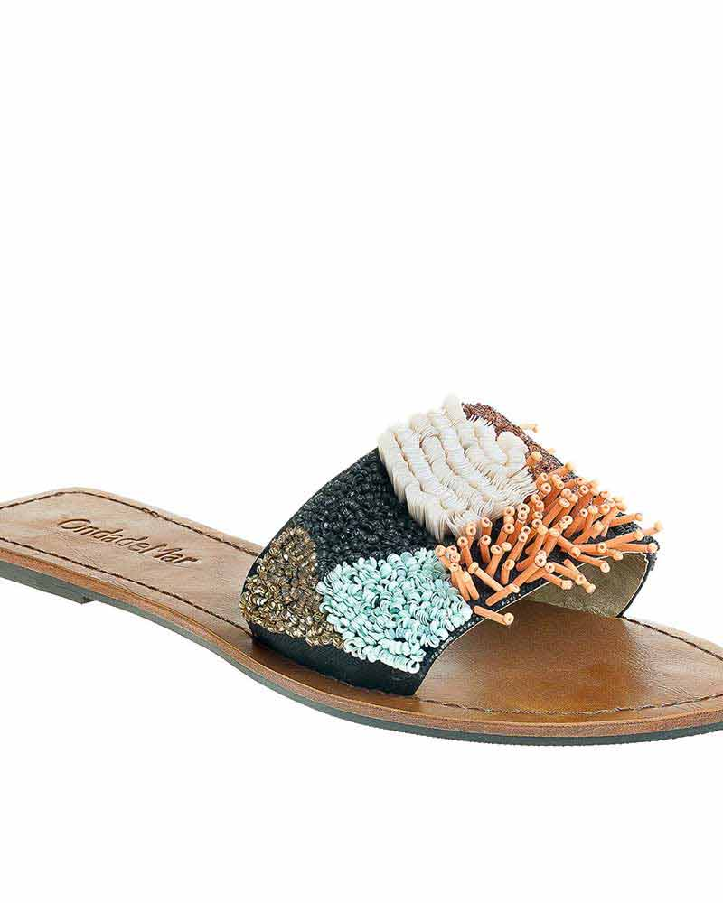 OPAL EMBELLISHED SANDALS ONDADEMAR S192-ZON