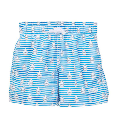 SAILBOAT SWIM SHORTS AZUL 274