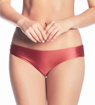 SANGRIA SUBLIME BIKINI BOTTOM BY MAAJI