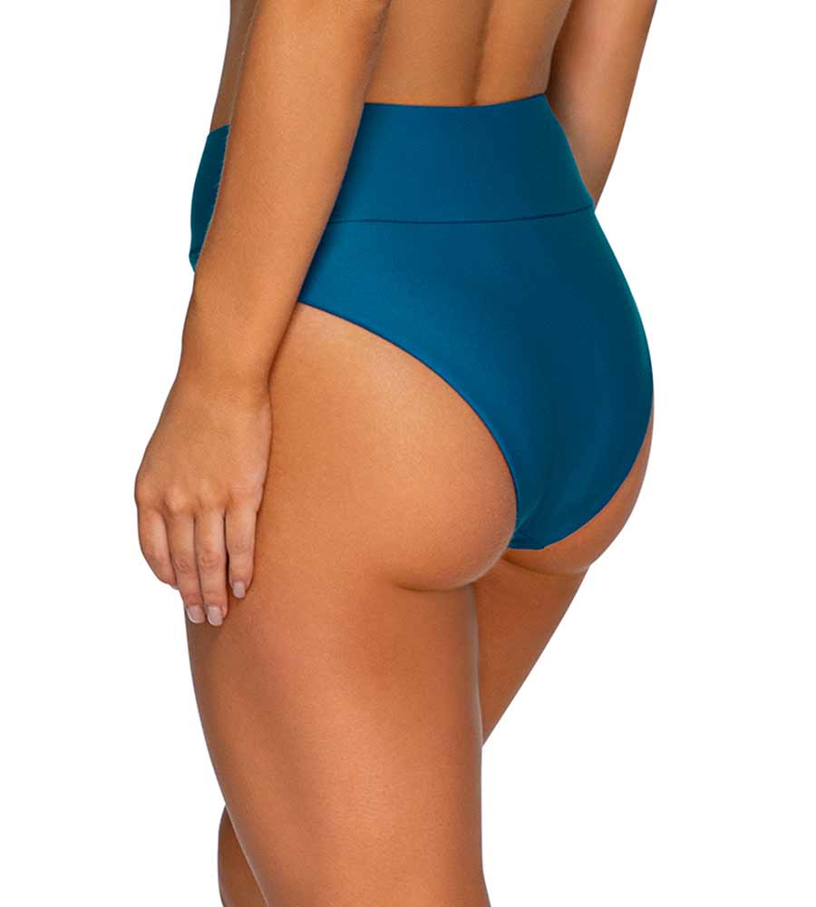 SEA GLOW ARIEL HIGH WAIST BOTTOM B.SWIM L42SEAGL