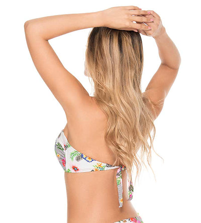 SEAGRASS BAY BANDEAU TOP PHAX BF11520370-650