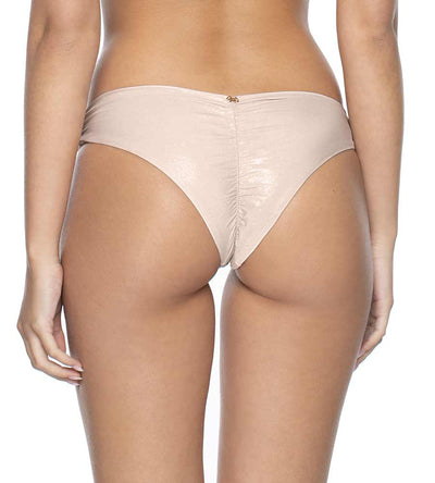 SEASHELL BASIC RUCHED BOTTOM PILYQ SHE-211T