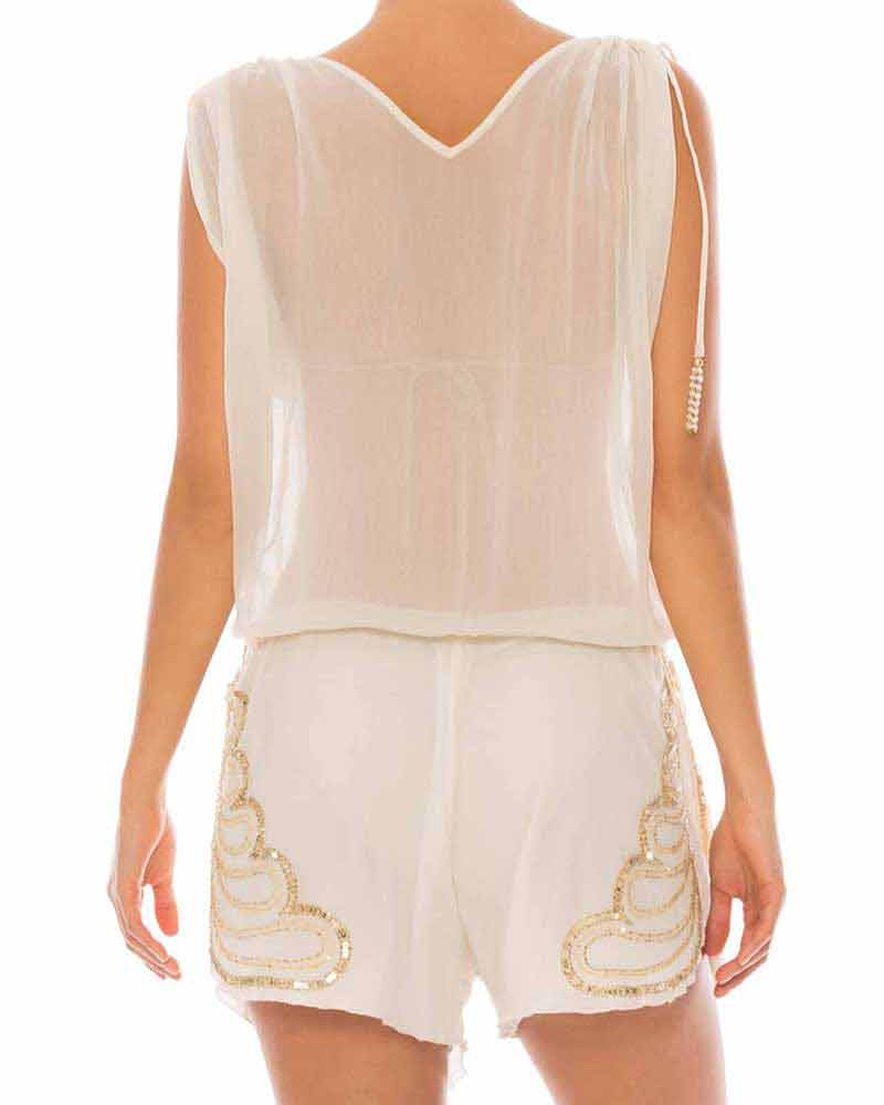SHINE ROMPER BY PARADIZIA