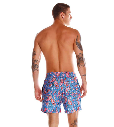SICILIA SWIM TRUNKS MILONGA SICTR1