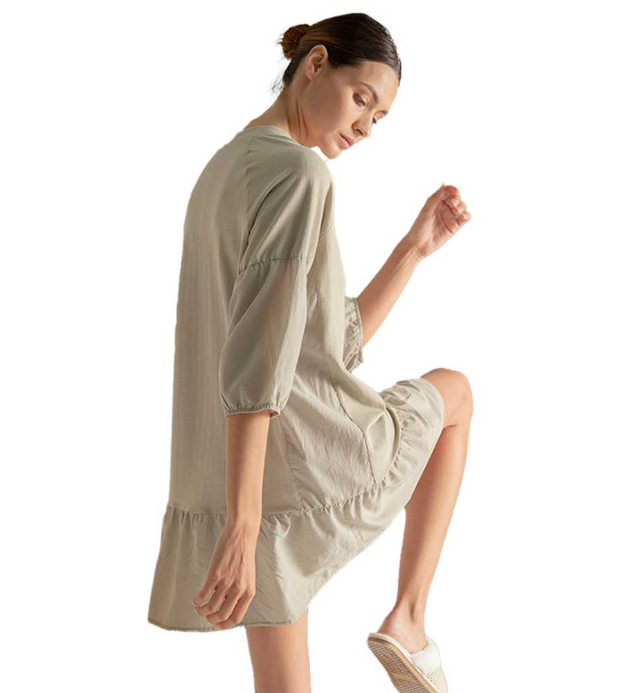 SOFT SAGE SLEEP SHIRT TOUCHE 2570011