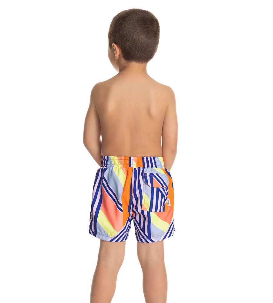 SPINNING WHEEL BOYS SWIM TRUNKS MAAJI 9086KST16