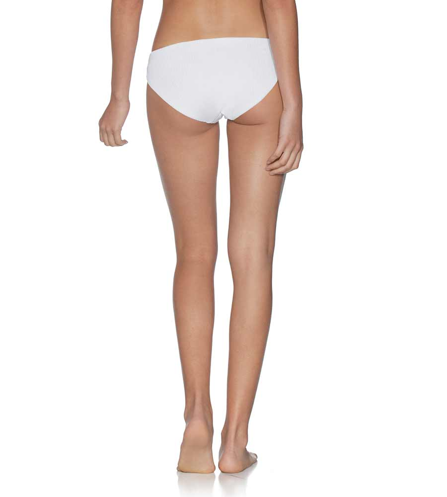 SUGAR WHITE SUBLIME BIKINI BOTTOM BY MAAJI