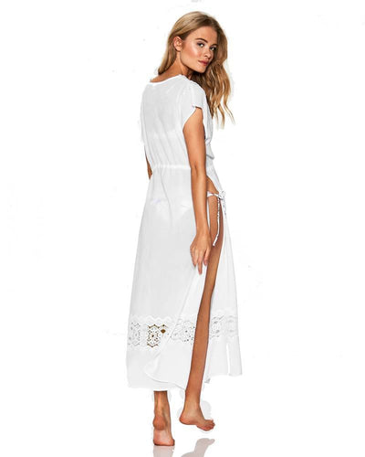 WHITE SUNSET COVER UP LSPACE SUNCV18-WHT