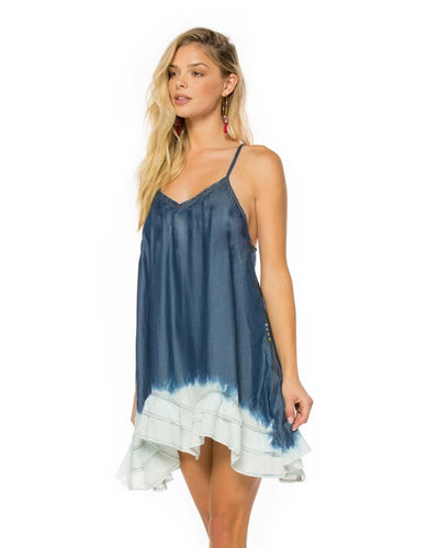 SUNLIGHT ELODIE DRESS AGUA BENDITA AF4004818C1