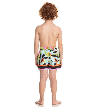 SUNSET PARADISE BOYS SWIM TRUNKS MAAJI 9086KST13