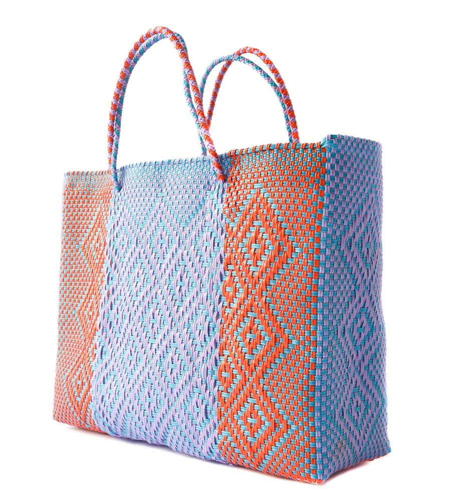 SUNSET SUPER TOTE BAG BY TIN MARIN