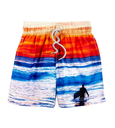 SURF'S UP SWIM SHORTS AZUL 252